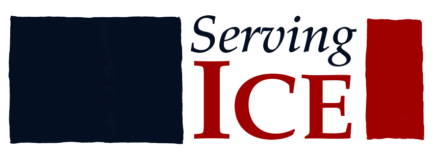 Serving Ice